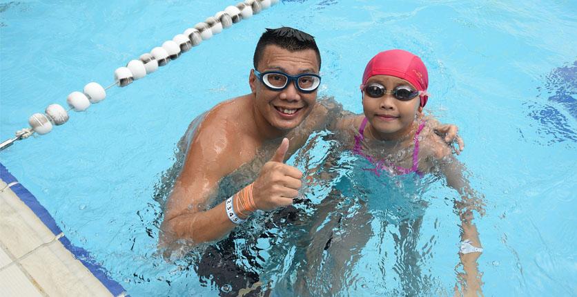 Swim For Hope 1