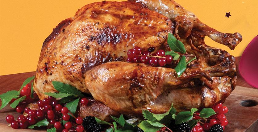 Zac Butchery Traditional Roast Turkey