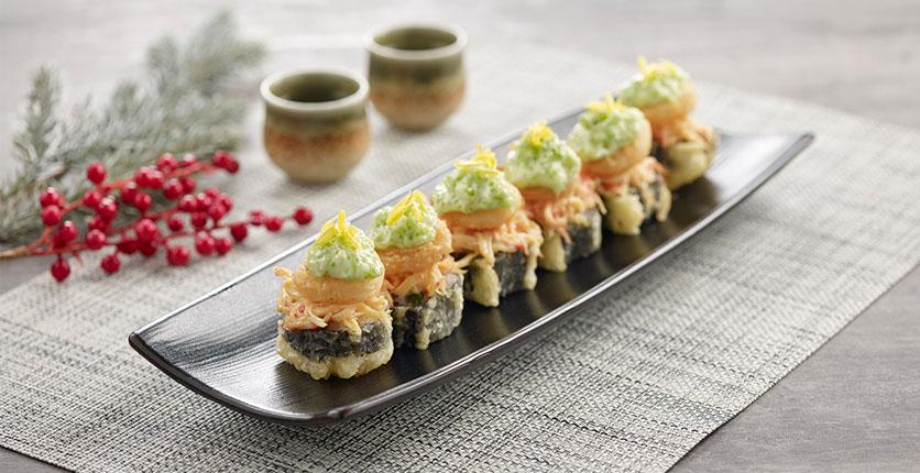 Sushi Tei Festive Shifudo Roll