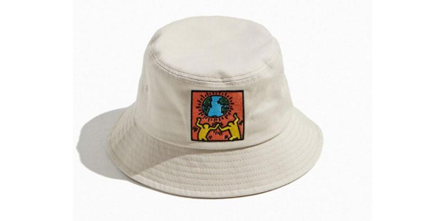 Keith Haring NY Bucket Hat