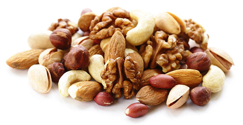 Vitamin B3 nuts