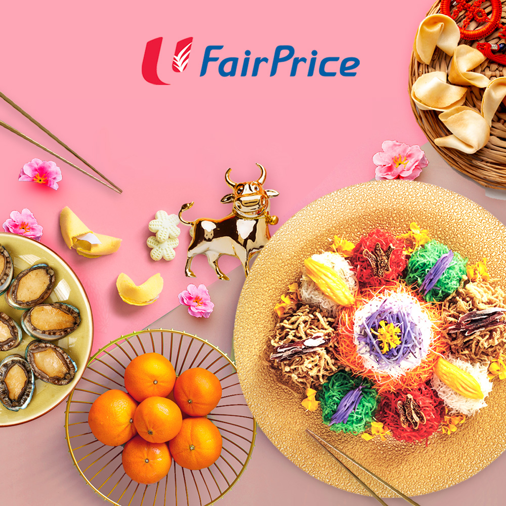 FAIRPRICE - Up to $18 off online grocery purchases