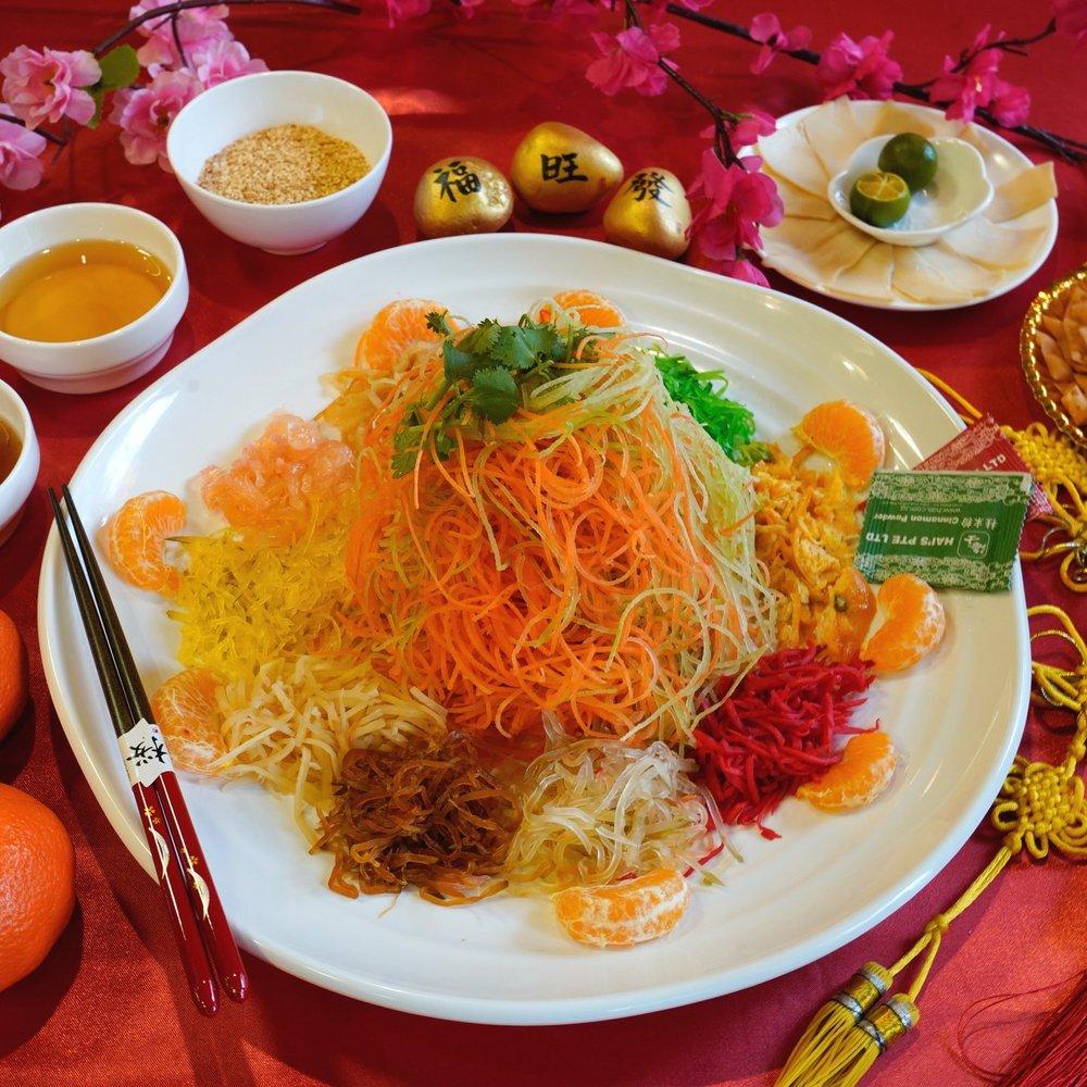 Toss to prosperity at Rasa Istimewa Restaurant this Lunar New Year!