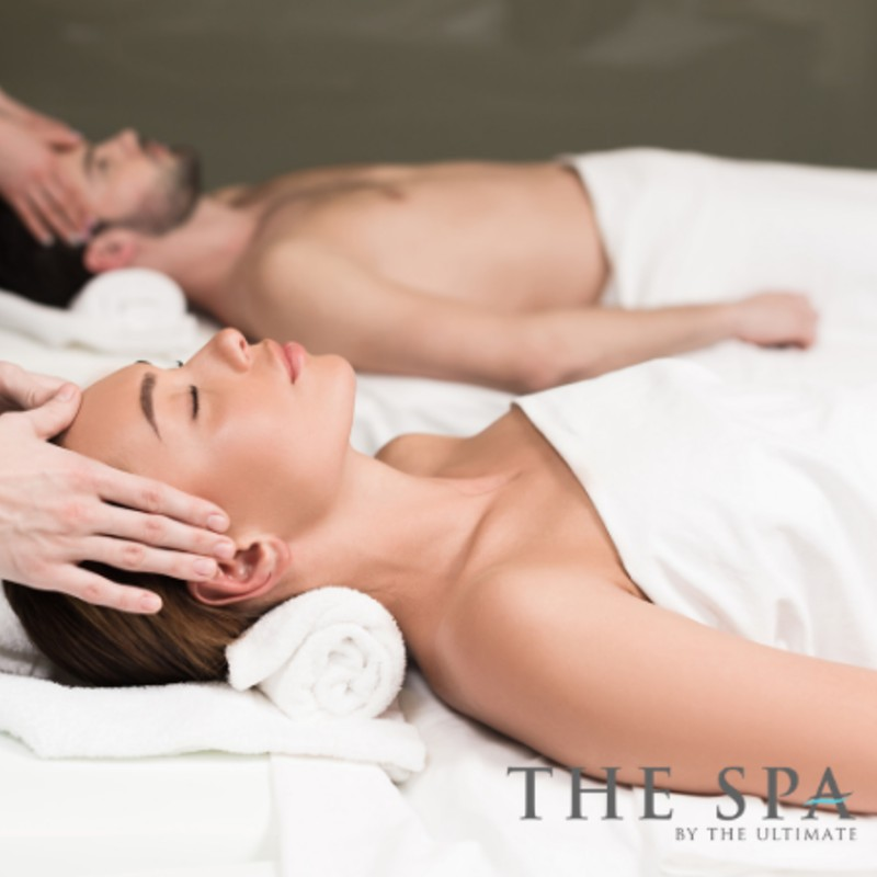 Luxurious Signature Massage for 2 at $48 at The Spa by The Ultimate