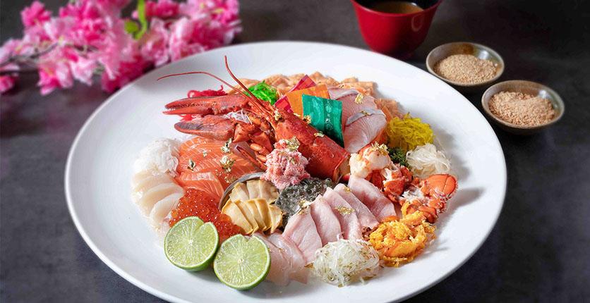 Kuriya Dining Premium Yu Sheng