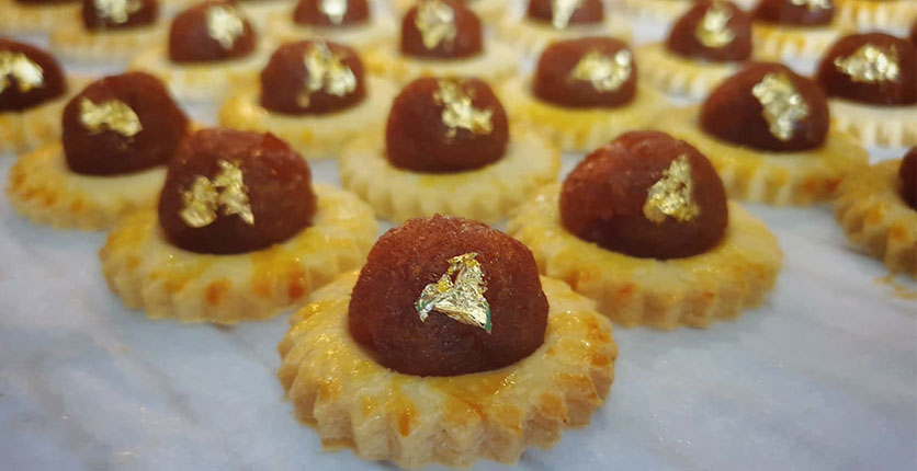 Mad About Sucre Pineapple Tarts