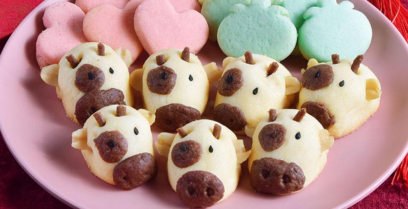 Ah Mah Homemade Cakes Moo Moo Cookies