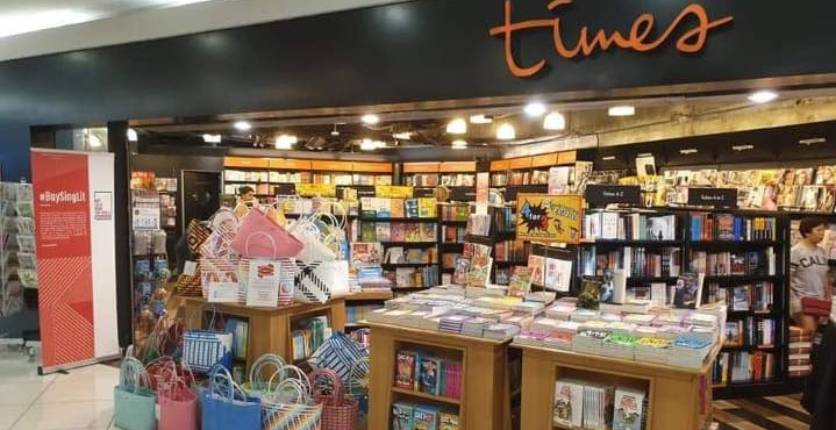 Times bookstores