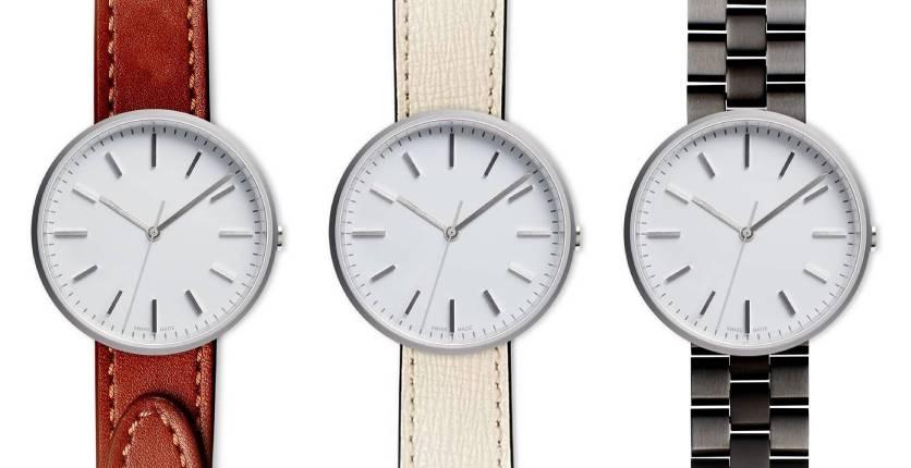 Uniform Wares M37 PreciDrive three-hand watch
