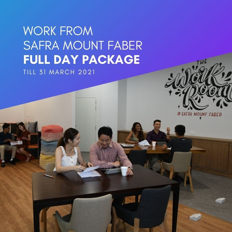 SAFRA Mount Faber - Work from Home Package