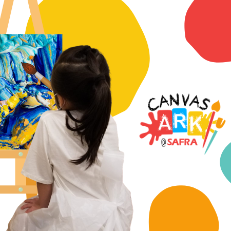 Canvas Ark - Ignite Your Child's Creativity with Specially Curated Art lessons
