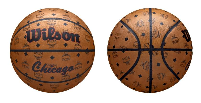 Wilson MCM x Chicago Limited Edition Basketball