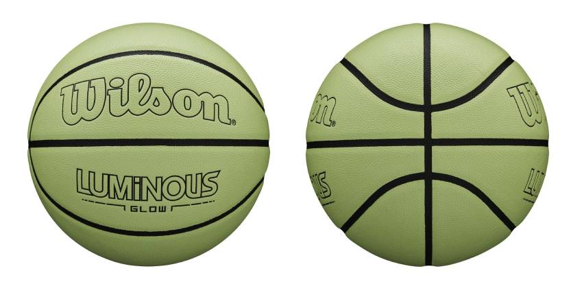 Wilson Luminous Glow Basketball