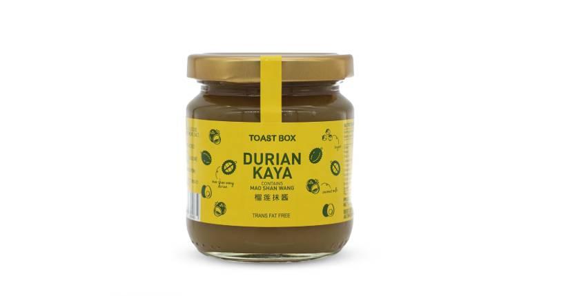 Toast Box Durian Kaya