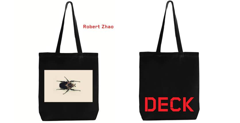DECK x Artists Limited Edition Totebags