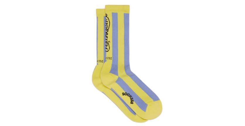 Socksss X Wary Meyers organic cotton-blend socks
