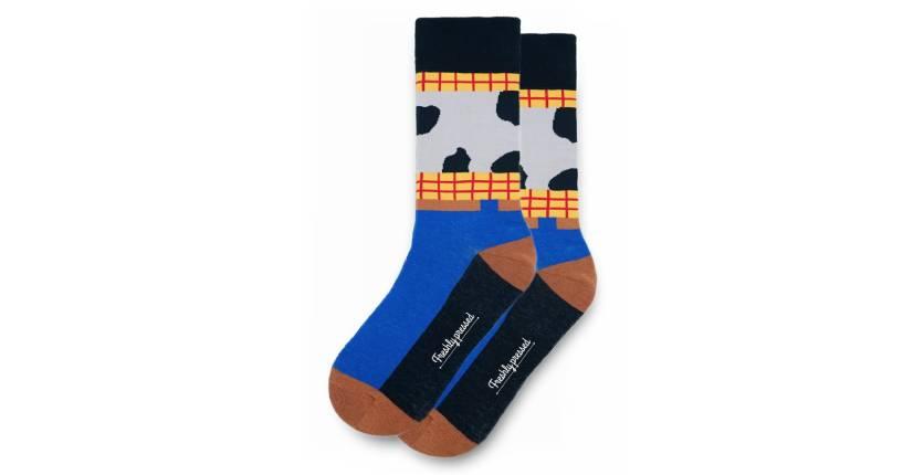 Freshly Pressed Socks Woody