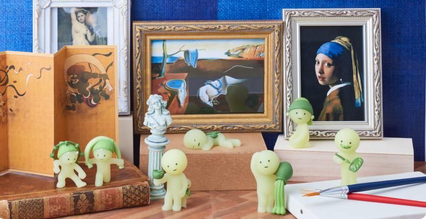 Smiski – Museum Series