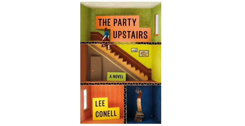 The Party Upstairs by Lee Connell