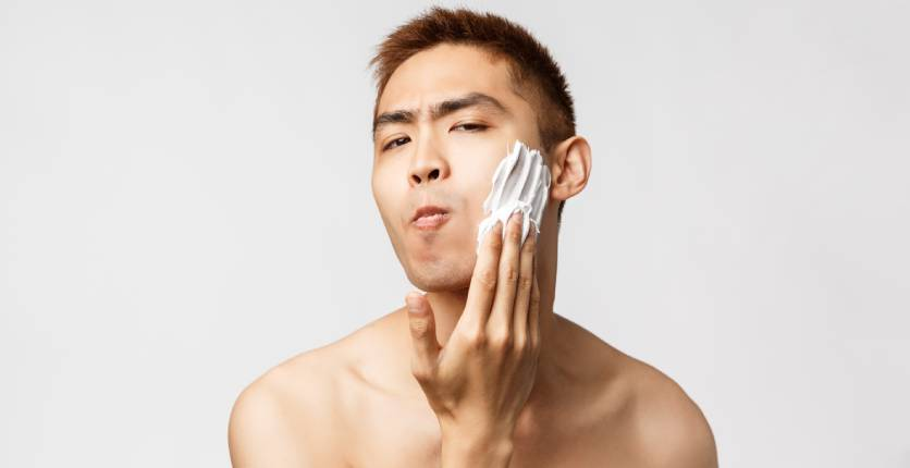 Shaving 5