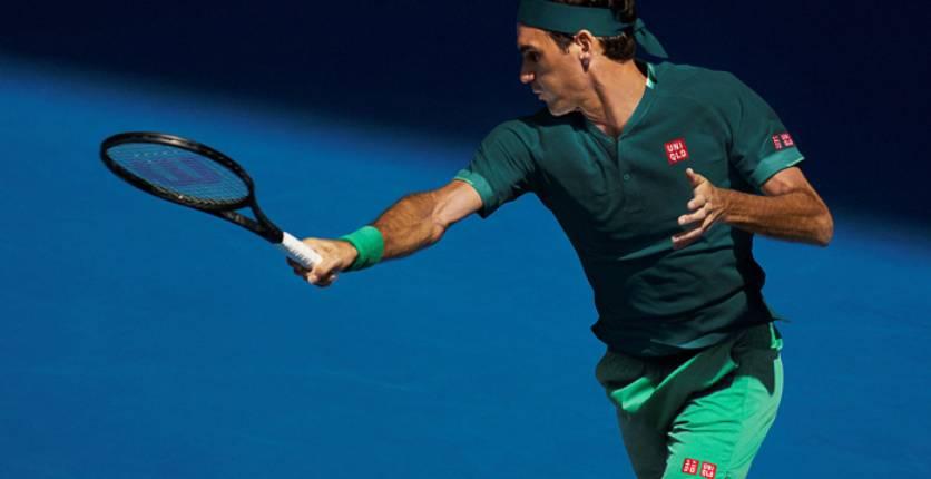 Roger Federer & Uniqlo 2021