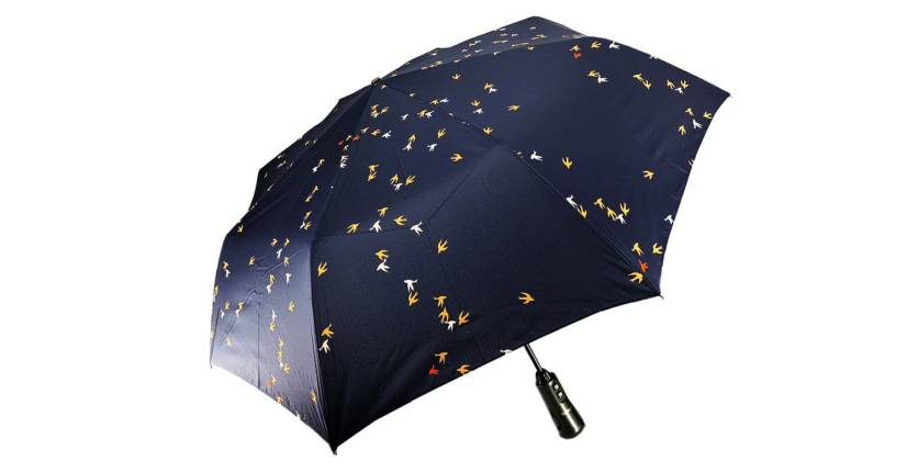 Leighton Windproof Family Size Printed Automatic Umbrella
