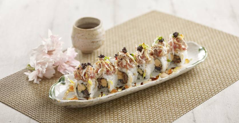 Sushi Tei Kaisen Blossom Roll