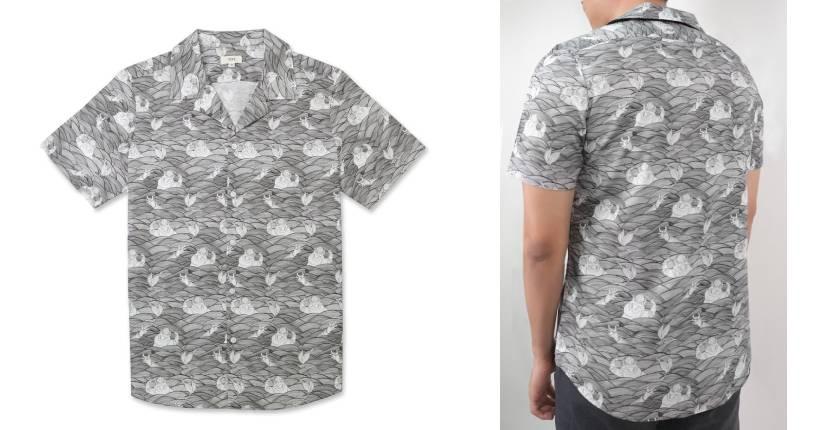 1935 by CYC Siren Song Miragë TENCEL™ Shirt