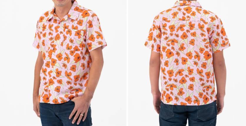 Minor Miracles Origins men's shirt