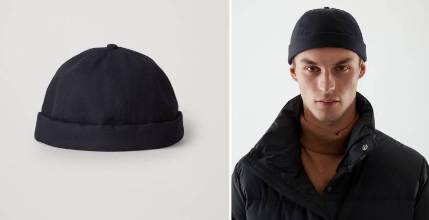 COS skull cap