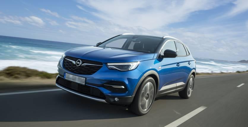 Opel Grandland Turbo