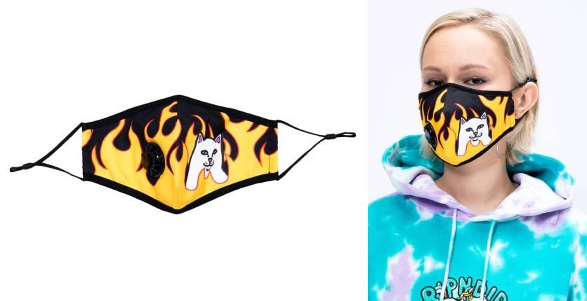 RIPNDIP Ventilator Face Mask