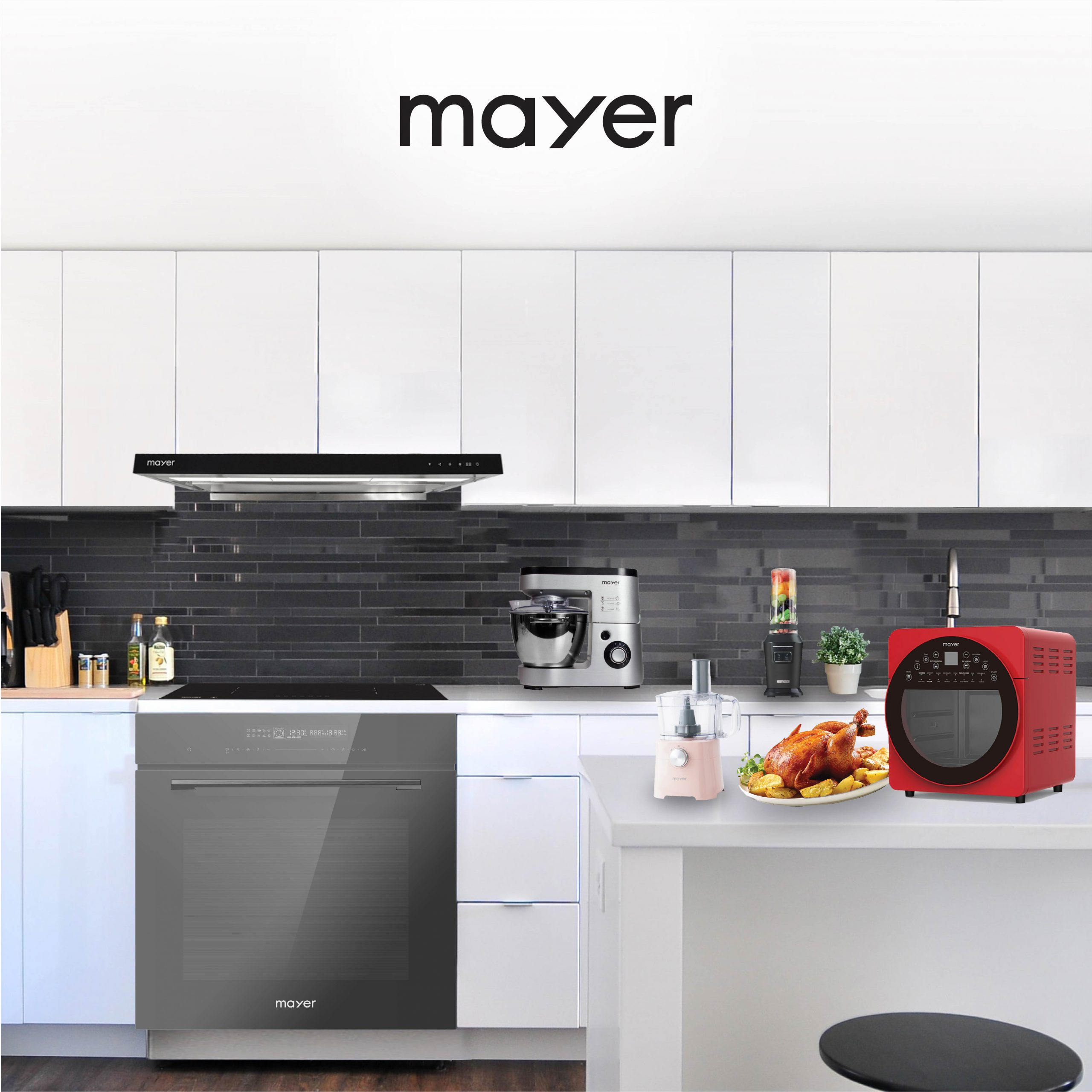 Mayer - 10% Off Total Purchase At All Mayer Showrooms And E-store