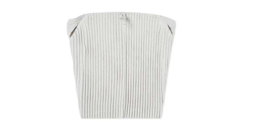 Homme Plissé Issey Miyake Pleated Tube Face Covering