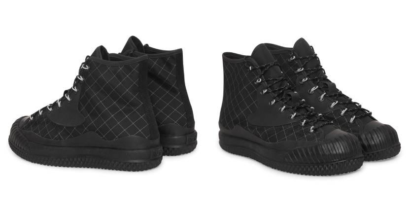 Converse X Slam Jam Bosey Mc Hi sneakers