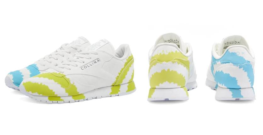 Reebok X Collina Strada W CL Leather sneakers(2)