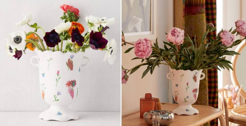 Urban Outfitters Poppy Vase
