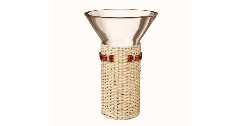 Hermès Delta Vase