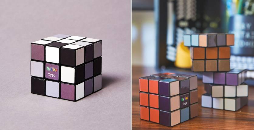 Typo Rubik's Cube 3X3