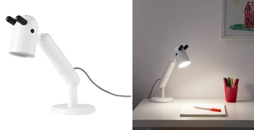 IKEA KRUX LED work lamp