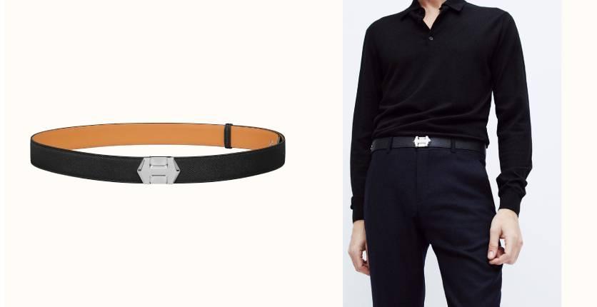 Hermès SUPER H 32 belt