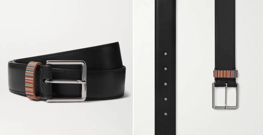 Paul Smith 3.5cm leather belt