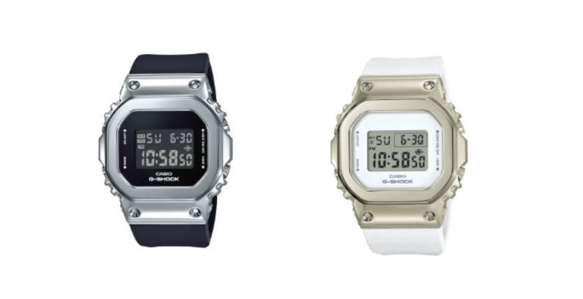 G-SHOCK Casio GM-S5600 Watch Range