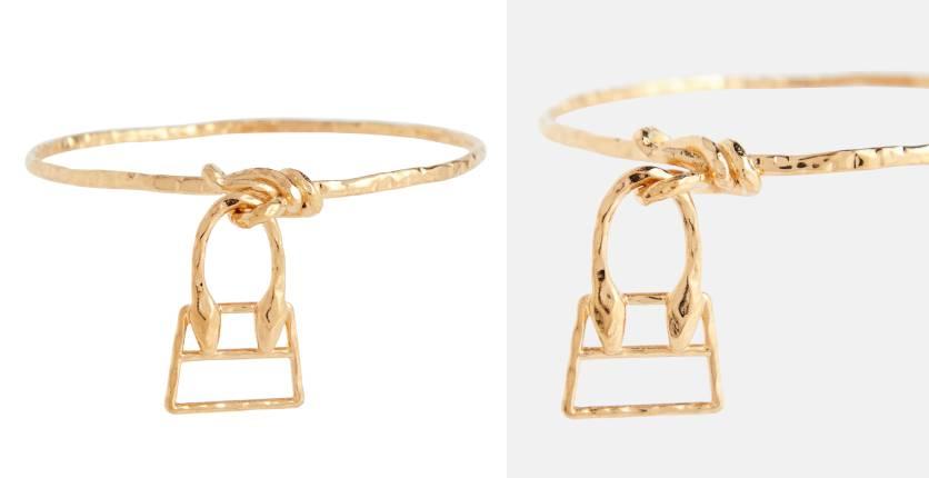 Jacquemus Le Bracelet Chiquita charm bracelet
