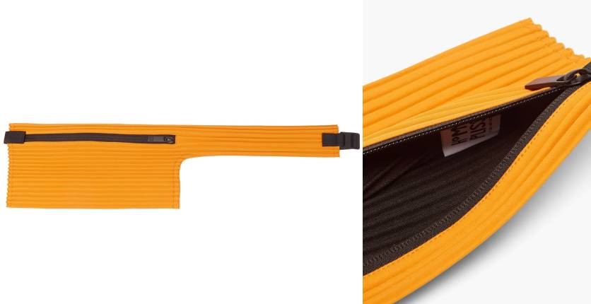 Homme Plissé Issey Miyake Technical-pleated belt bag
