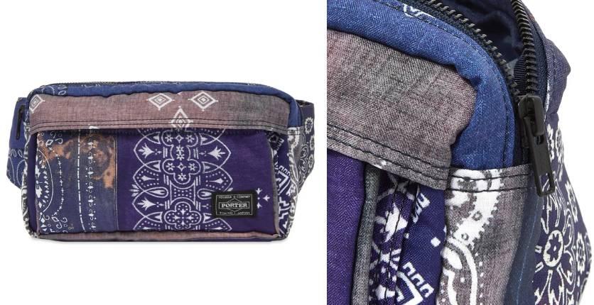 Neighborhood X Porter-Yoshida & Co. Waist bag