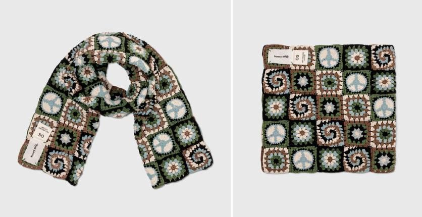 Story MFG Piece scarf