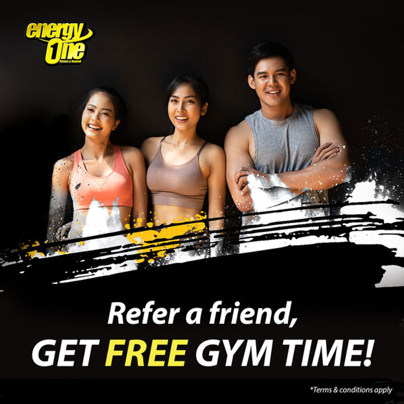EnergyOne Gym - As Low As $1 A Day