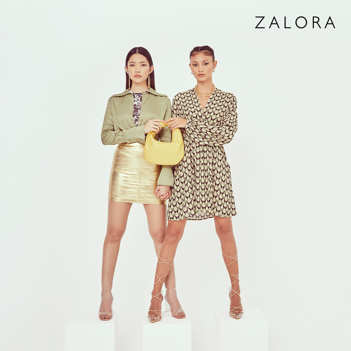 Zalora - Up To 20% Off Purchases + 3% Cashback