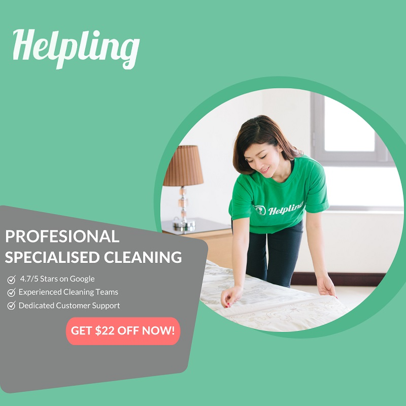 Helpling - $20 Off Helpling Services (New Users)